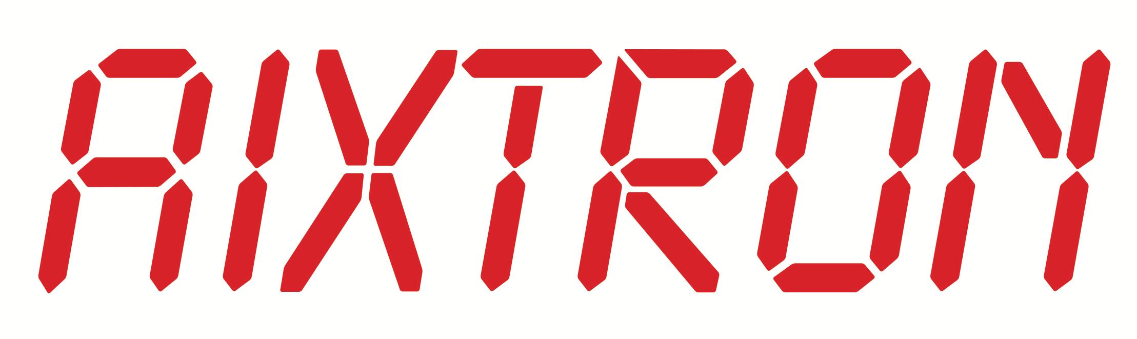 AIXTRONロゴ
